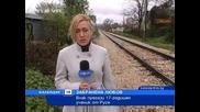 17 Годишен ученик се хвърля пред влак заради неусъществена връзка!
