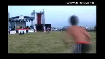 Sx3 @ Open - Air Dnb Fest - Kutina 2008