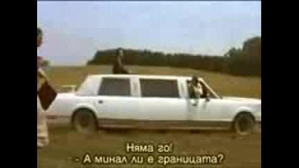 черна котка бял котарак(cql film + bg sub)
