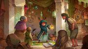 Celtic Medieval Music Magic Market _ Medieval Fantasy Music