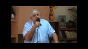 Христос ни изкупи от Проклетията на Закона , като стана проклет за нас - Пастор Фахри Тахиров