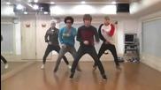 Wonder Boyz ( 원더보이즈 ) - Tarzan ( 타잔 ) ( mirrored Dance Practice )