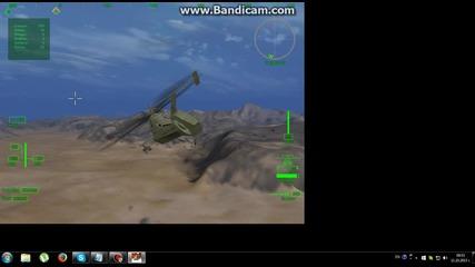 Comanche 4 training missiom 1