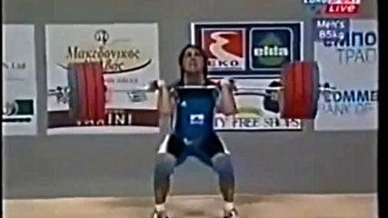 Златан Ванев - Единственият световен шампион по вдигане на тежести в три различни категории!