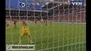 Liverpool 1 - 3 Aston Villa - League Inglaterra