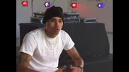 Chris Brown - Bts At Soundcheck