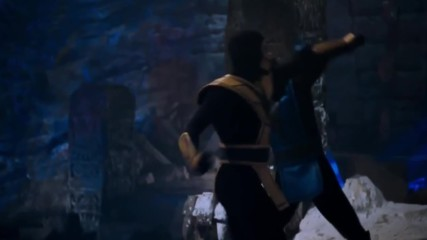 The Immortals - Mortal Kombat 1995 - 1997