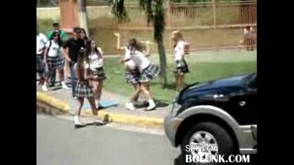 Католическо училище Girls Gone Wild