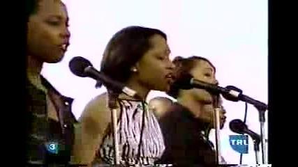 Aaliyah - Try Again Live Trl Video