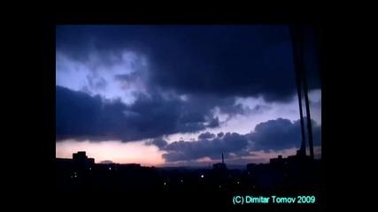 Видео компилация на облаци и пейзажи от Варна