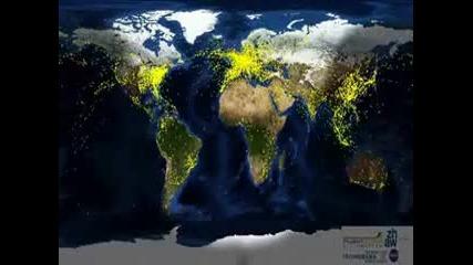 Полетите в света за 24 часа