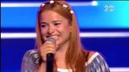 Ева - Мария Петрова - X Factor (18.09.2014)
