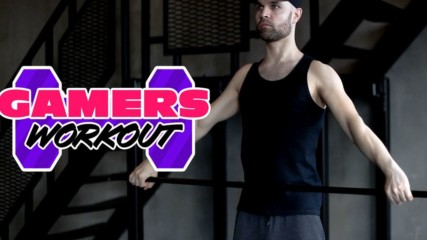 Gaming Workout: Toning and Stretching the Shoulders