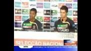 Cristiano Ronaldo And Nani Funny Interview