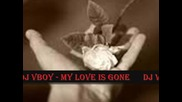 Dj Vboy - My love is gone