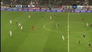 ПАОК - Ираклис 0:0 /първо полувреме/