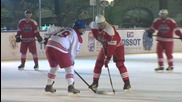Russia: 100 day countdown to World Ice Hockey Championship kicks off in Moscow