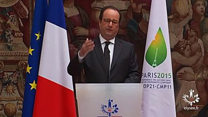 France: Hollande ratifies COP21 climate agreement