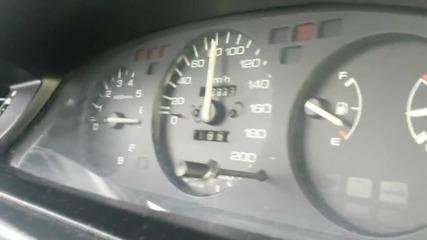 H22a Civic 0-200
