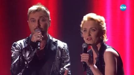 Миро и Койна Русева - Нависоко (на живо от наградите на БГ Радио 2019)