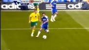 Дебютен гол на Хуан Мата за Челси !