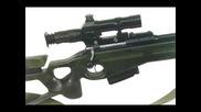Снайперите На Въоръжение В Руската Армия