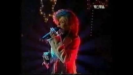 Lucy Diakovska - The Wish (live)