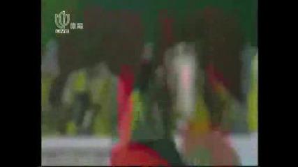 26.07 Грийнтаун - Манчестър Юнайтед 2:8 Луиш Нани гол