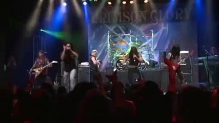 Crimson Glory Dragon Lady Live Ppusa X Atlanta Ga 2009