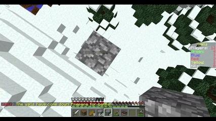 Minecraft: The Walls еп.1
