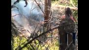 Пожарът на Витоша е поставен под контрол