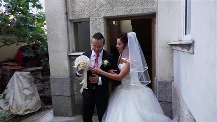 Сватбено тържество на Любомир и Елена - видеозаснемане Студио