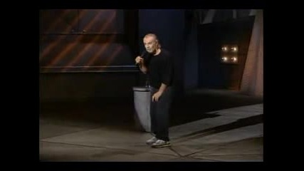 George Carlin On Language