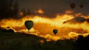 Балони с горещ въздух ...