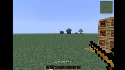 Minecraft Mods Tutorials # 1 - Flans mod 1.5.2