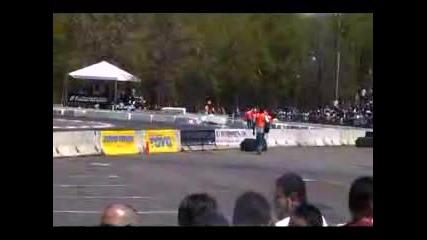 Toyota Corolla Ae86 - Nice Drift & Crash