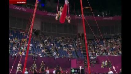 Олимпийски игри 2012 - Йордан Йовчев