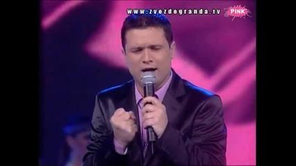 Dragi Domić - Lažem sebe da mogu bez tebe (Zvezde Granda 2010_2011 - Finale - 18.06.2011)