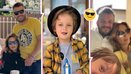 След прекаран COVID-19: Ирина Тенчева, Иван и момченцето им са щастливи, влюбени и гледащи напред