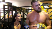 "Zelina Vega reveals what's next for Andrade ""Cien"" Almas: WWE.com Exclusive, July 15, 2018"