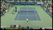 Nadal vs Lopez Usopen 2010 Super Matchpoint