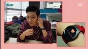 151227 B.a.p Heart Attack Selfcam Interview @ Sbs Gayo Daejun