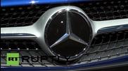 Вижте новия Мерцедес SL 550 в пълния му блясък