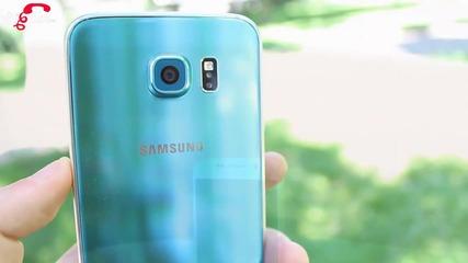 Samsung Galaxy S6 Видео Ревю - SVZMobile