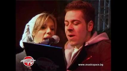 Масово изпълнение на Jingle Bells
