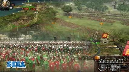Medieval 2 Total War Kingdoms Britania Campain Trailer