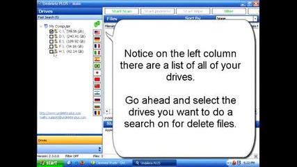 Връщане На Вече Изтрити Файлове