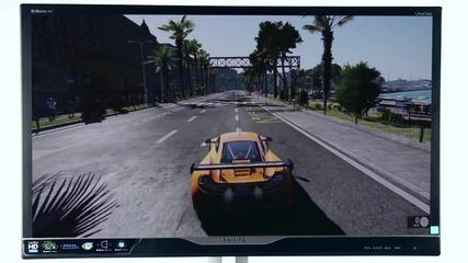 4k Монитор за Игри - Philips Briliance 288P
