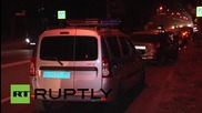 Russia: Crimean hospital on lockdown after fatal shooting