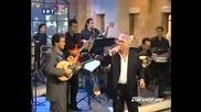 (превод) 2008 NEW Pasxalis Terzis - Kerasmena (live)